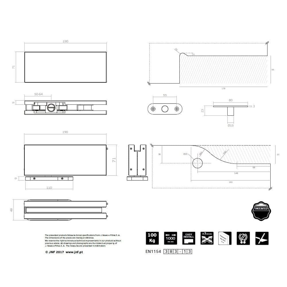 taats-glas-deur-veer-tekening-rvs-doorhandleshop.nl-jnf-0281203-tech